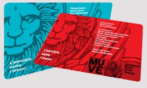 MUVE Friend Card Venise MFV Venise