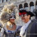 photos du carnaval de Venise 2017