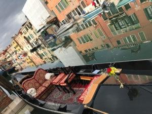 Réserver une gondole avec Chiara