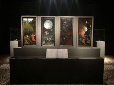 Exposition Jérôme Bosch et Venise au Palais des Doges