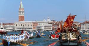 Fête de la Sensa 2017 à Venise