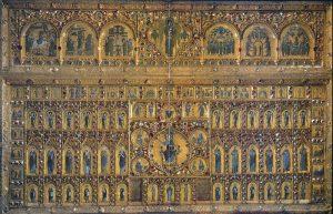 Pala d'oro de la basilique Saint Marc à Venise