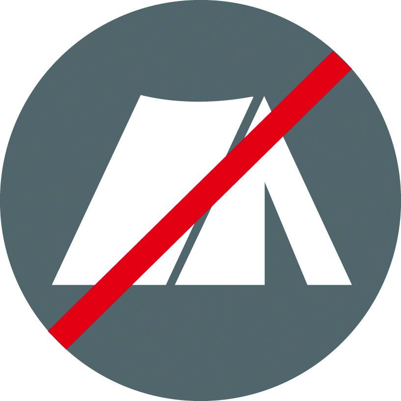 """Résultat de recherche d'images pour """"camping interdit"""""""