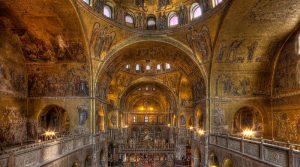 Mosaïques de la basilique Saint Marc à Venise