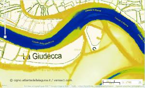 Passage des navires de croisières à Venise