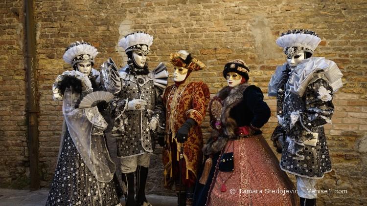 Souvent Programme du carnaval de Venise 2018 venise1.com SI49