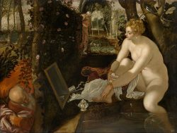 exposition Tintoret au Palais des Doges à Venise