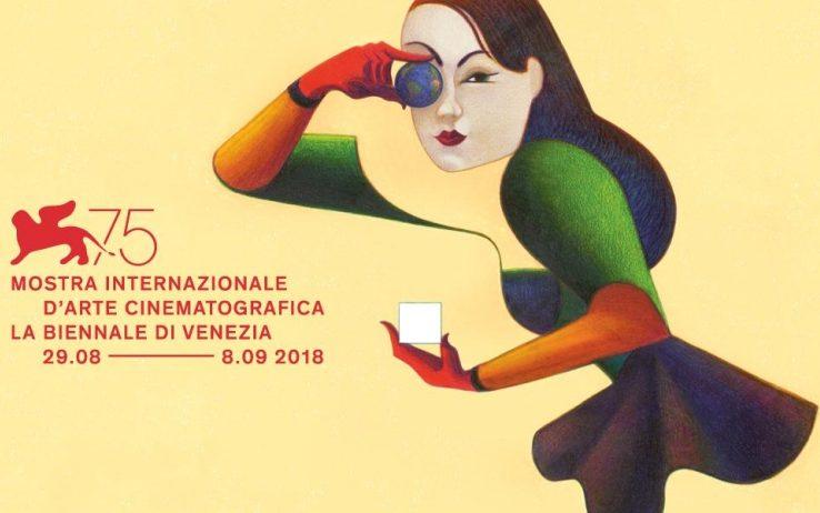 75e Mostra de Venise 2018