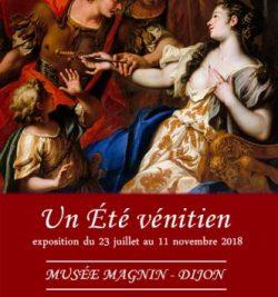 Exposition Un été vénitien à Dijon