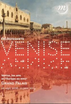 exposition Eblouissante Venise