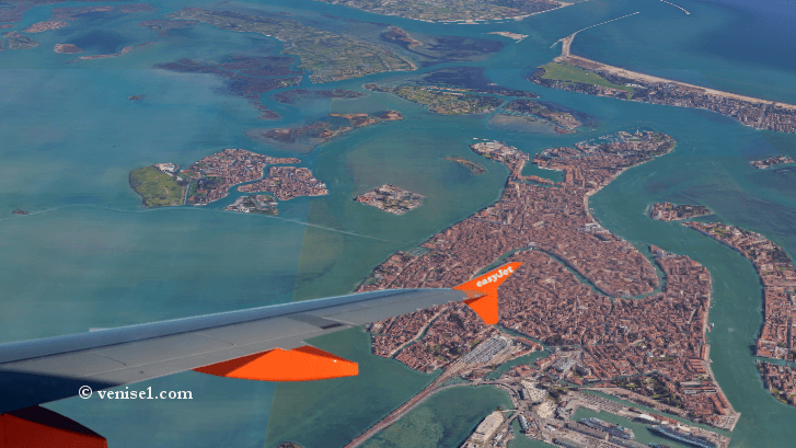 Transferts Aéroport Marco Polo de Venise