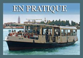 Informations pratiques sur Venise