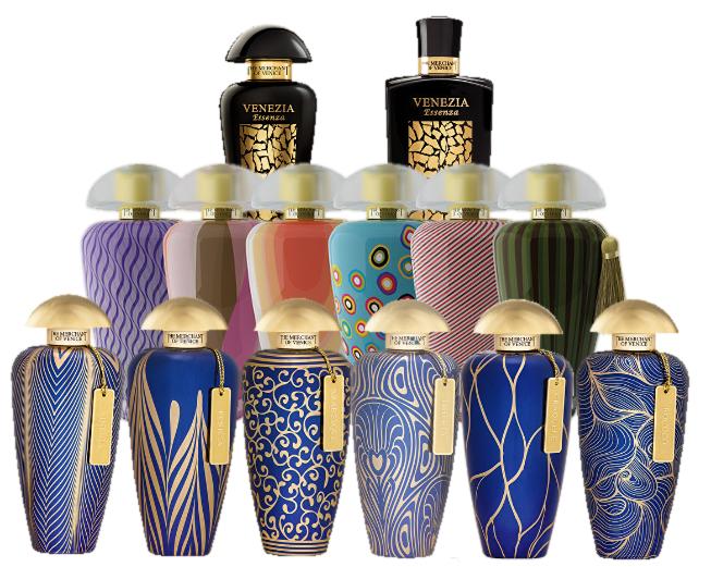 Parfums vénitiens Merchant of Venice