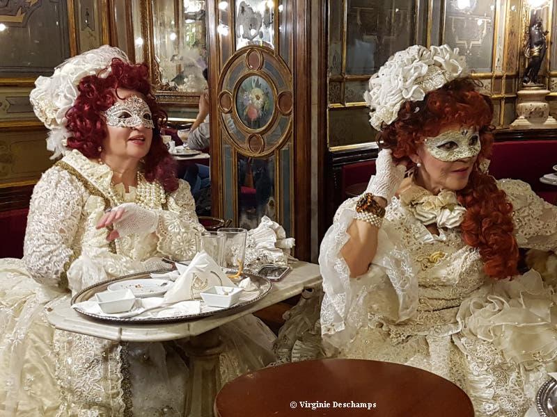 Photos du carnaval de Venise 2019