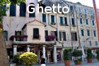 visite de l'incontournable Ghetto de Venise