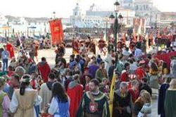 64e palio des républiques maritimes se déroule cette année à Venise