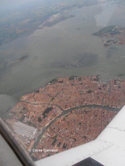 Photos aériennes de Venise