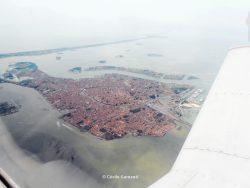 Photo aérienne de Venise