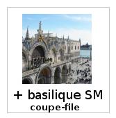 Visite guidée du Palais des Doges et de la basilique Saint Marc