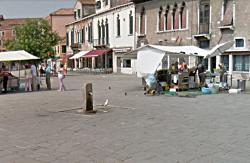 fontaines à Venise