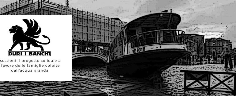 Appel aux dons Venise novembre 2019