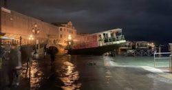 Inondation catastrophique à Venise