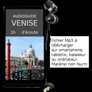 Audioguide de Venise en français