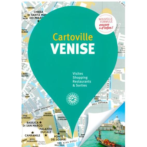 Cartoville Venise Gallimard