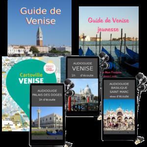 Guides et audioguides Venise1.com