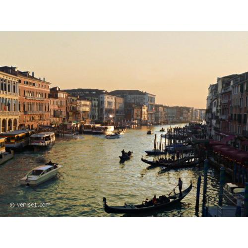 réservation à Venise