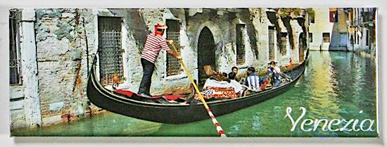 magnet gondole à Venise