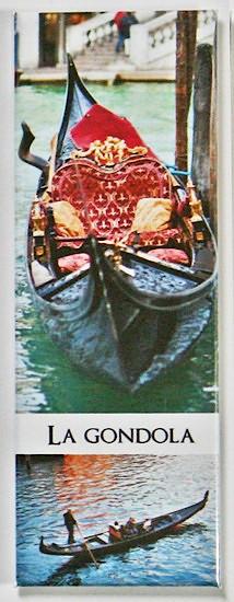 magnet Venise gondole