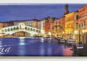 Magnet Pont du Rialto de nuit