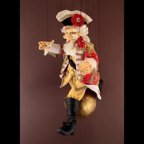 marionnette Baron de Münchhausen