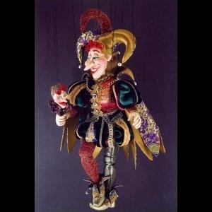 Marionnette Bouffon Grand modèle