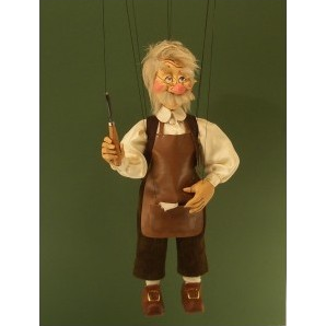 marionnette Geppetto