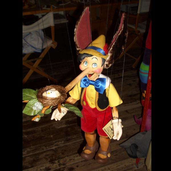 Marionnette Pinocchio Walt Disney
