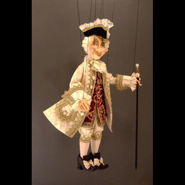 Marionnette noble vénitien