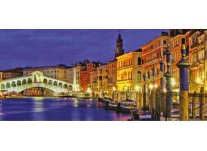 marque-pages du Pont du Rialto à Venise