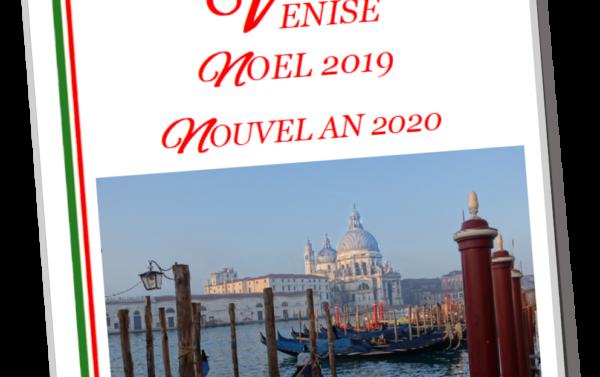 Noël et jour de l'an 2020 à Venise
