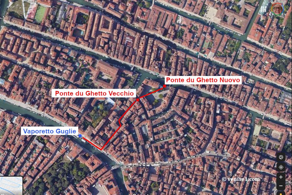 Plan arrêt de gondole au Ghetto