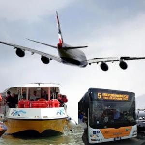 transfert aéroport de Venise