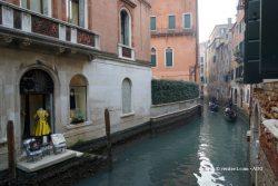 marée basse à Venise acqua bassa