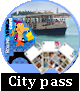 city pass, rolling card