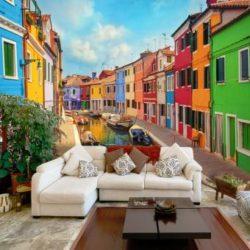 Papier peint Venise