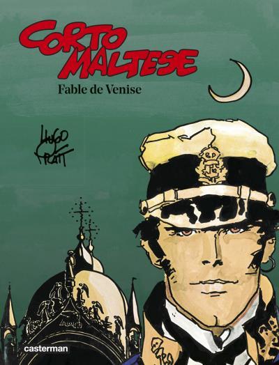 Fable de Venise Corto Maltese Hugo Pratt
