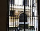 Photo de fer forgé du Palais Bembo à Venise