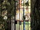 Photo de fer forgé au palazzo Clary à Venise