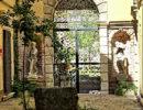 Grille fer forgé du palais Minotto à Venise