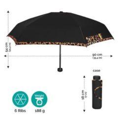 Mini parapluie de poche